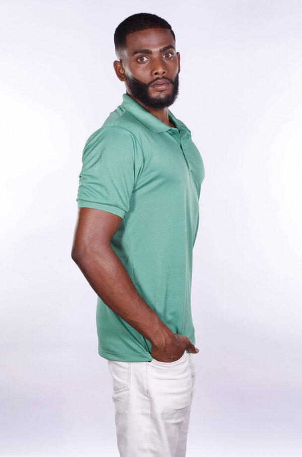 camisa-polo-para-empresa-poliester-masculina-verde-bandeira-lado