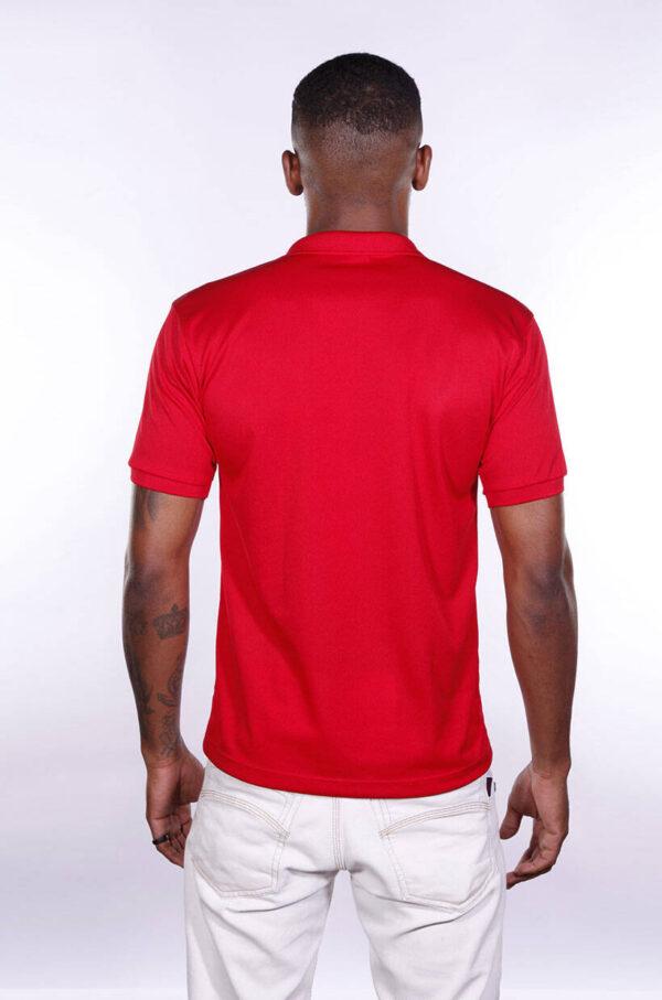 camisa-polo-para-empresa-poliester-masculina-vermelha-costas
