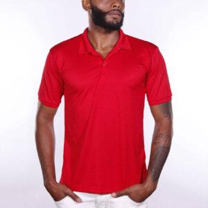 camisa-polo-para-empresa-poliester-masculina-vermelha-detalhe