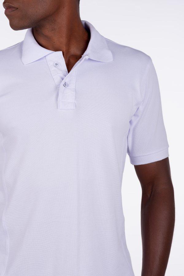 camisa-polo-para-empresa-biodegradavel-masculina-branca-detalhe