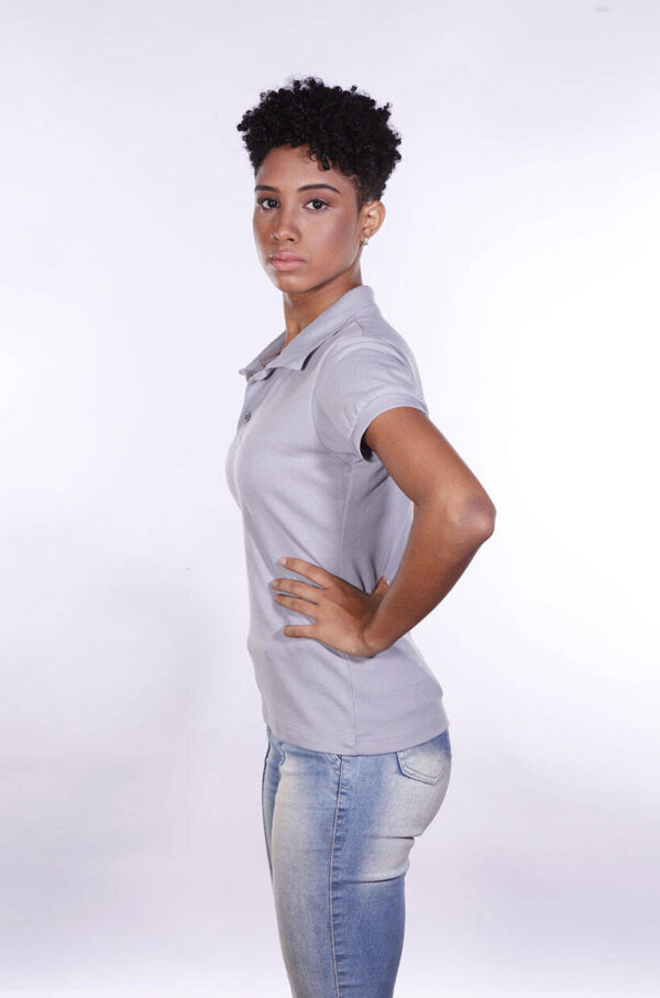 camisa-polo-para-empresa-ecoline-feminina-cinza-lado-2