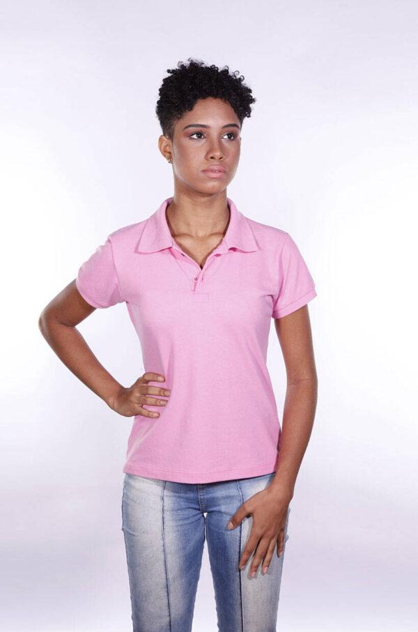 camisa-polo-para-empresa-ecoline-feminina-rosa-detalhe