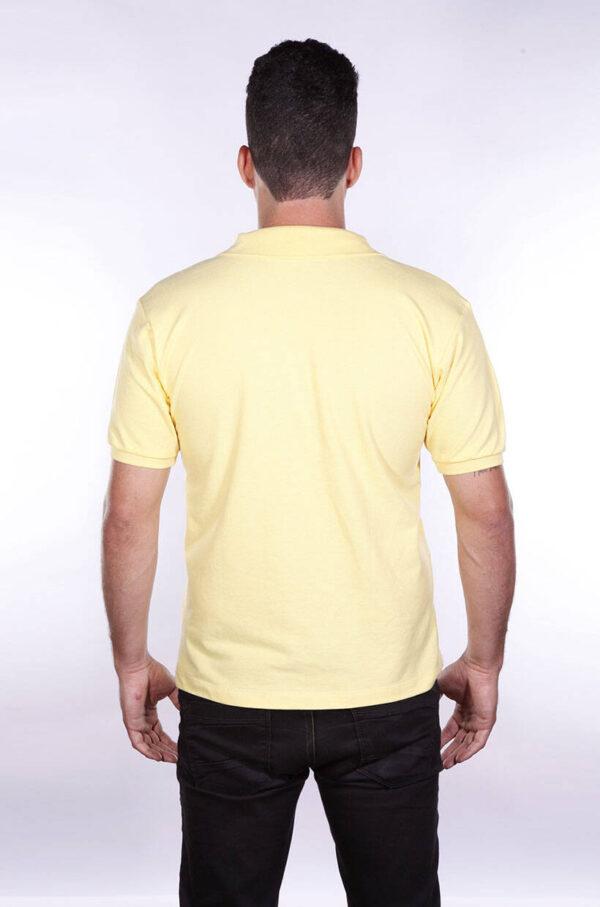 camisa-polo-para-empresa-ecoline-masculina-amarela-clara-costas