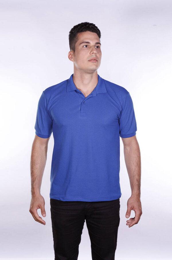 camisa-polo-para-empresa-ecoline-masculina-azul-royal-detalhe