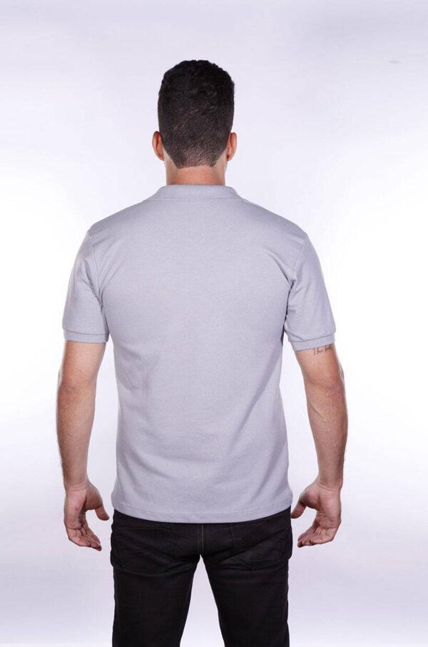camisa-polo-para-empresa-ecoline-masculina-cinza-costas