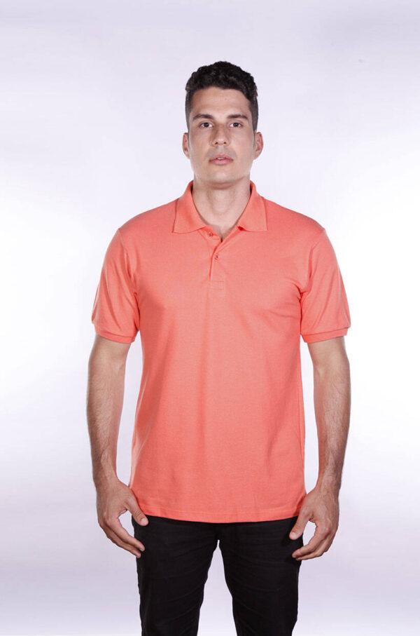 camisa-polo-para-empresa-ecoline-masculina-marroco-frente