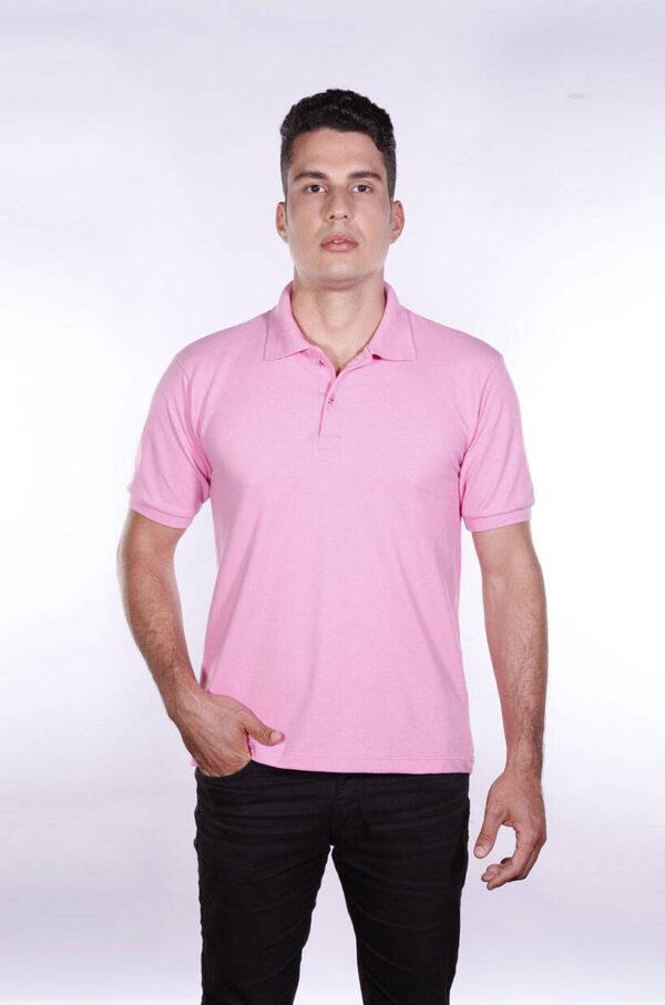 camisa-polo-para-empresa-ecoline-masculina-rosa-frente