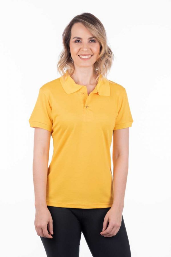 camisa-polo-para-empresa-viscocel-feminina-amarela-lado