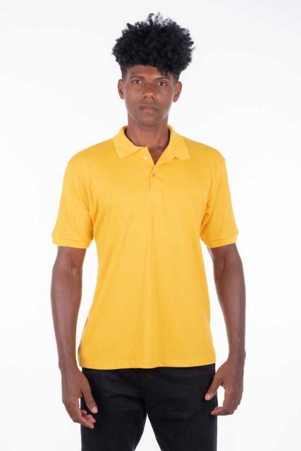 camisa-polo-para-empresa-viscocel-masculina-amarela-frente