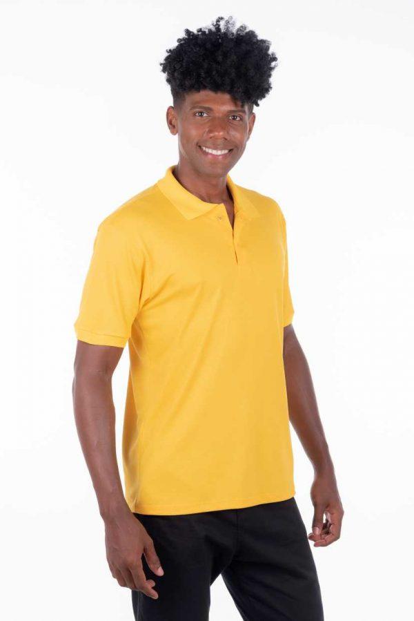 camisa-polo-para-empresa-viscocel-masculina-amarela-lado