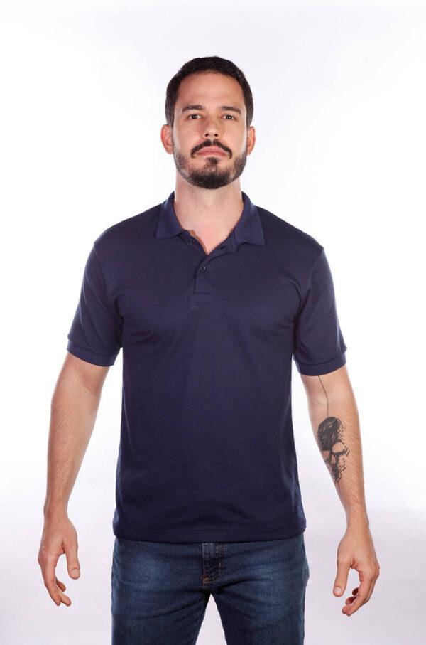 camisa-polo-para-empresa-classica-masculina-azul-marinh-frente