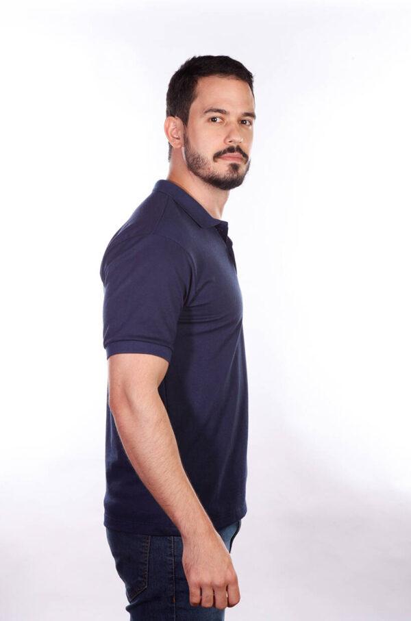 camisa-polo-para-empresa-classica-masculina-azul-marinho-lado-2
