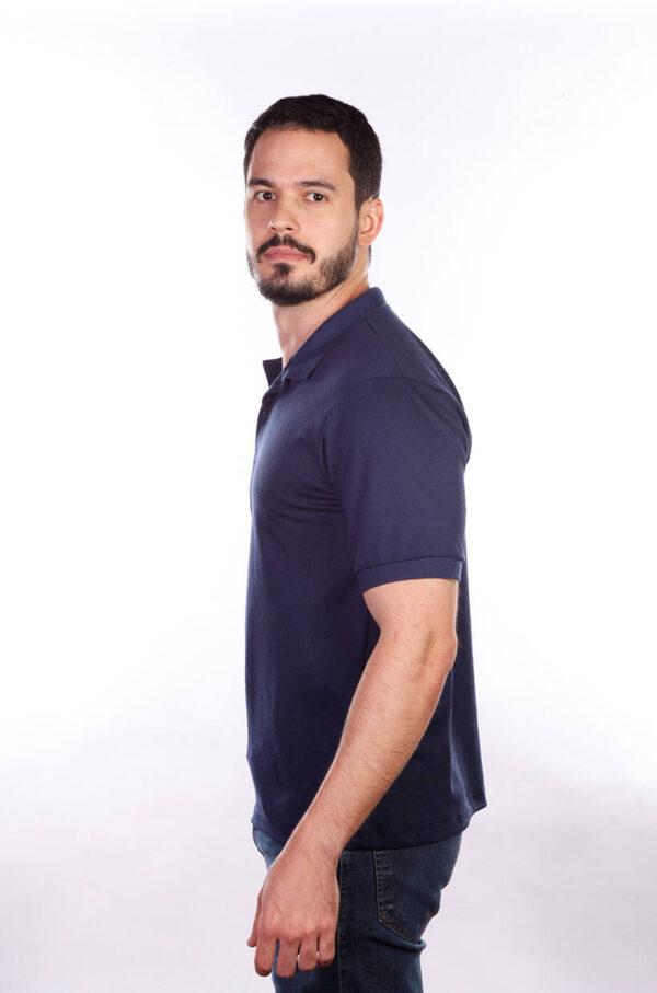 camisa-polo-para-empresa-classica-masculina-azul-marinho-lado